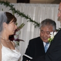 The vows...