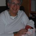 Grandma Helen and Sara