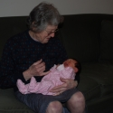 Great Grandma and Sara