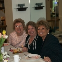 Bubbie and Great Aunts Sandy and Perry!