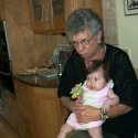 42:Grandma Helen and Sara