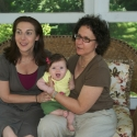 Mommy, Sara and Aunt Laura