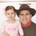 Cowboy Daddy and Peanut Ballerina