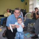 Uncle Danny and Josh
