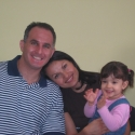 Daddy, Rocio and Julia